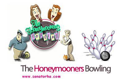 دانلود The Honeymooners Bowling - بازی ورزشی بولینگ