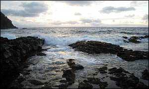 علت اصلی شوری آب اقیانوس ها