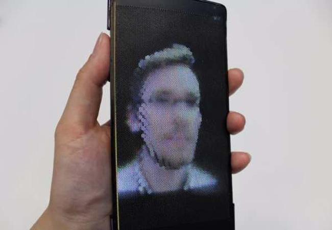 تصاویر گوشیهای هوشمند ۳ بعدی میشود