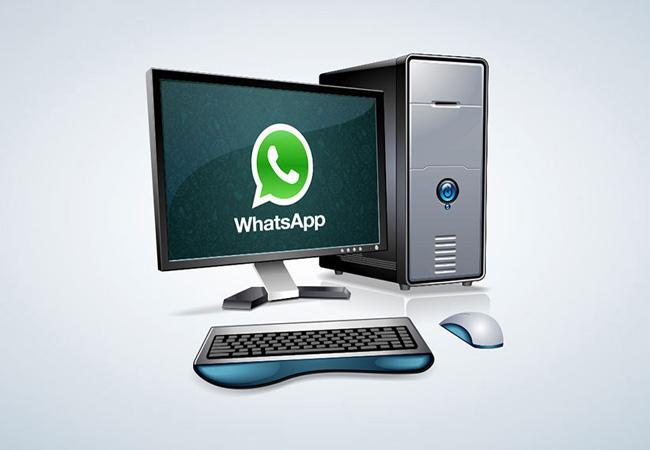 واتساپ برای دسکتاپ عرضه شد