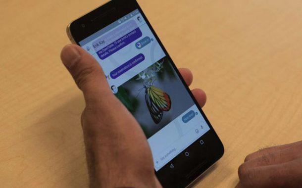 گوگل از برنامهی پیامرسان «الو» (Allo) رونمایی کرد