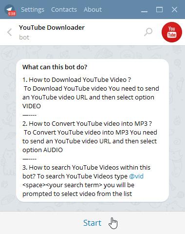 39-22  دانلود ویدیوهای یوتیوب از طریق تلگرام 39 22 11