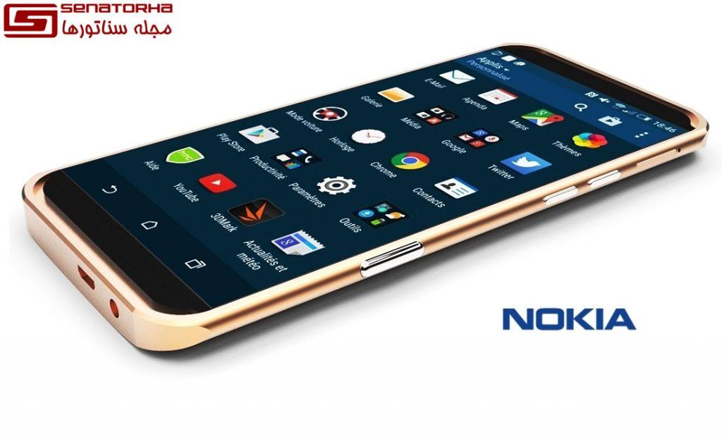 قیمت باور نکردنی موبایل های جدید نوکیا nokia 2017 2