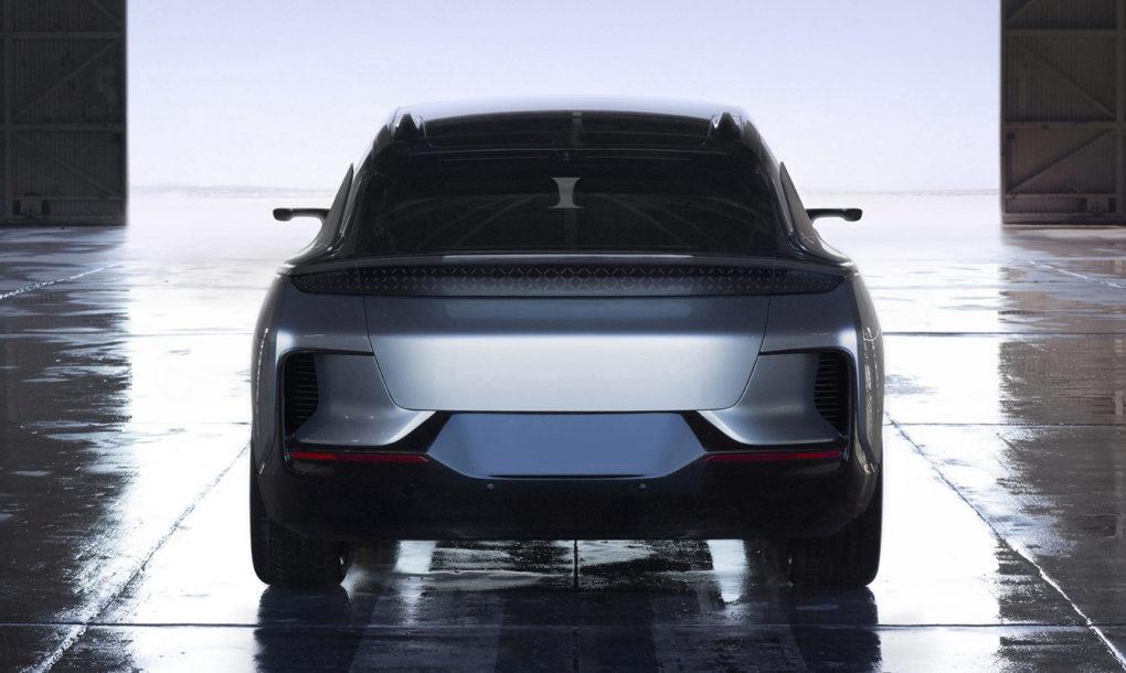 معرفی سریعترین خودروی الکتریکی دنیا Faraday Future FF91 Faraday Future FF91 3