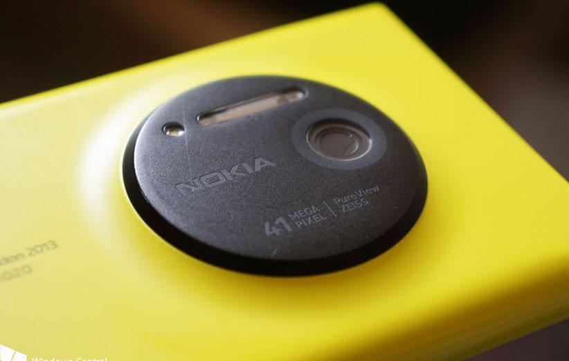 محققان دوربین لومیا ۱۰۲۰ را به میکروسکوپ تبدیل کردند nokia logo lumia 1020 hero