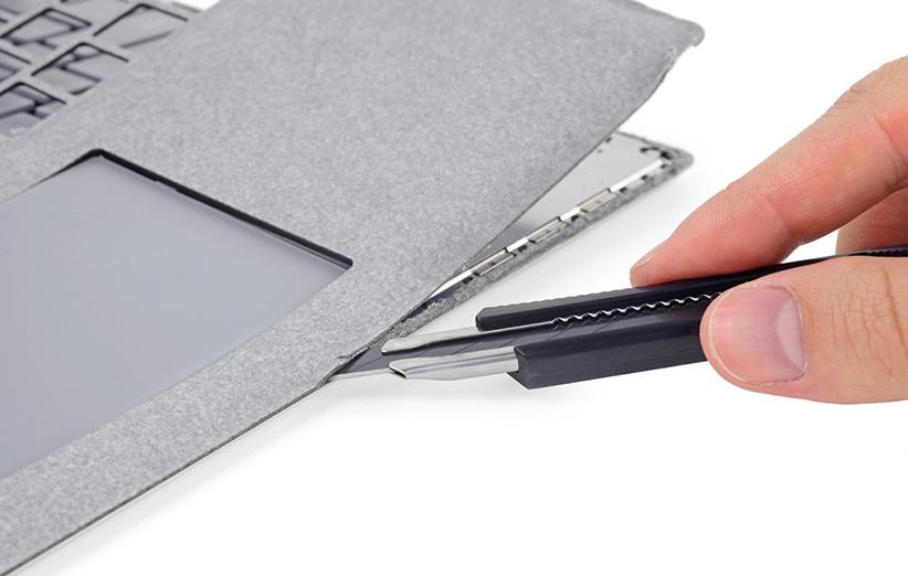 لپ تاپ Surface Laptop  تعمیر نمیشود SurfaceLaptop 1