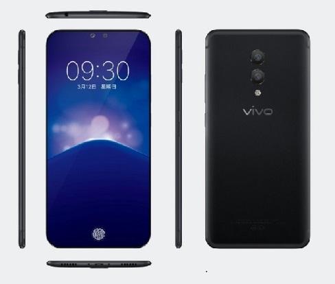 اولین گوشی دنیا با 10 گیگابایت رم، Vivo Xplay 7  اولین گوشی موبایل دنیا با 10 گیگابایت رم Vivo Xplay 7 1 1517495415