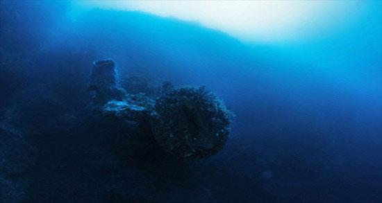 ادعای کشف کشتی فرازمینیها در مثلث برمودا 1774765 443