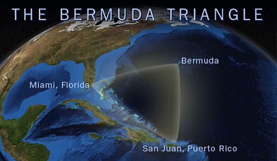 ادعای کشف کشتی فرازمینیها در مثلث برمودا 1774766 597