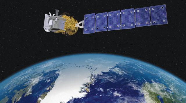 فرستادن لیزر به فضا برای نظارت بر ذوب شدن یخهای زمین 9706 55t397