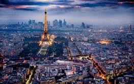 پوششی جدید برای خیابانهای پاریس علیه گرما و سروصدای ناشی از ترافیک 9706 55t413