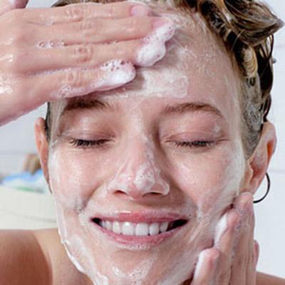 علائم و درمان بیماری کورک clean skin e10